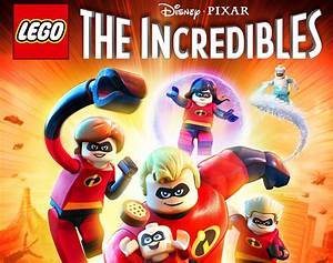 Star Charts For Android Time For The Incredibles To Get A Lego Video Game Makeover