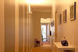 deco peinture couloir entree With photo deco terrasse exterieur 8 deco peinture couloir entree