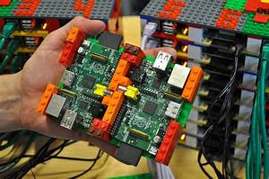 University Builds Cheap Supercomputer With Raspberry Pi