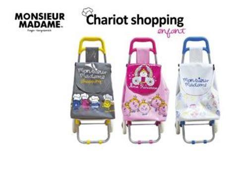 cuisine monsieur bricolage chariot shopping enfant monsieur madame gris 24 90