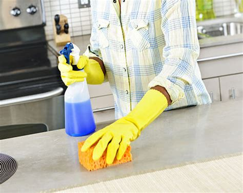 How Not To Clean Your Kitchen