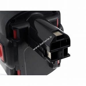 Batterie Bosch Psr 1200 : batterie pour bosch perceuse visseuse psr 1200 nimh o pack ~ Edinachiropracticcenter.com Idées de Décoration