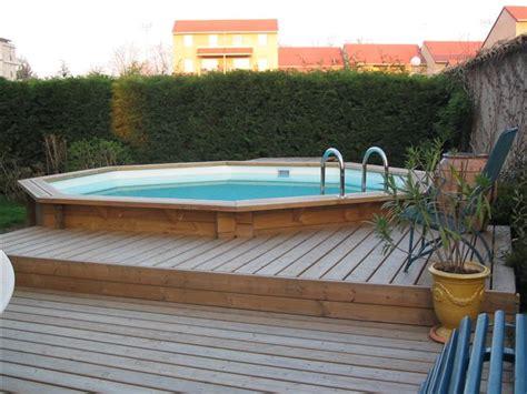 piscine bois hb piscine bois pin du nord h 1 40m piscine bois 5 50 m hauteur 1 40 m
