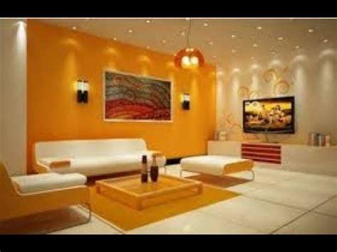 warna cat  bagus  ruang tamu youtube