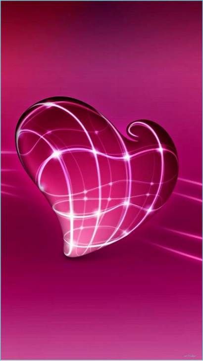 Android Heart Wallpapers 12d Resolution Ios Keren