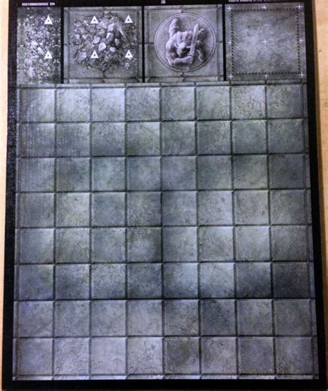 Dungeons And Dragons Tiles Master Set by Master Set The Dungeon Dmdavid