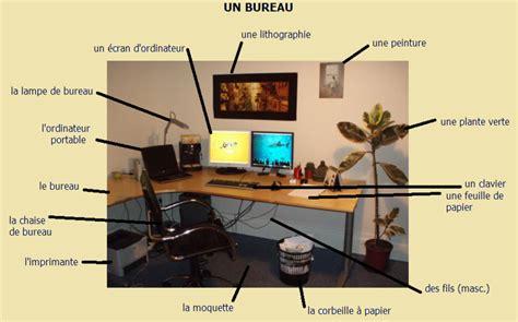 bureau central francais le vocabulaire du bureau apprendre le francais autrement