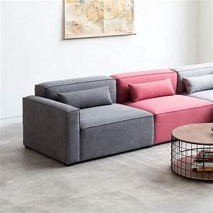 New furniture arrivals mix modular collection from gus for 3 piece modular sectional sofa