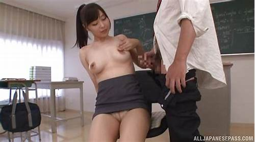 Student Ass Welcomes A Messy And Fat Prick #Ogawa #Momoka #In #\