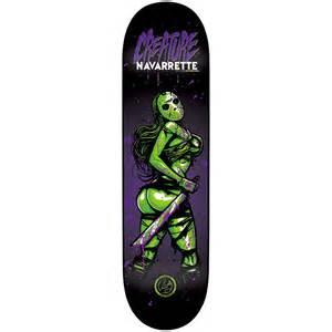 Creature P2 Skateboard Decks by Sale On Creature Navarrette Horror P2 Deck