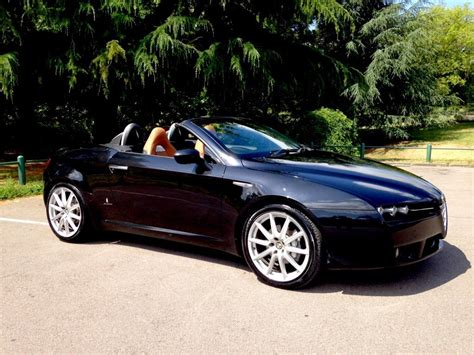 used 2008 alfa romeo spider 2 2 jts limited edition 2dr for sale in herts pistonheads