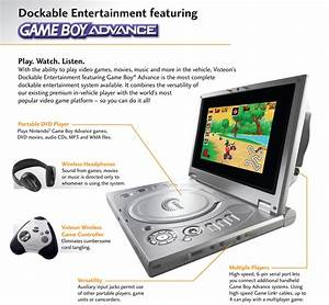 Visteon Added Game Boy Advance Support To Their In