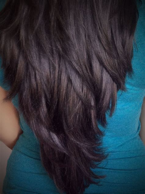 Back Pics Of Hairstyles by Haircuts In Layers For Hair Hairstyle For
