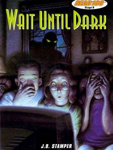 baby siter wait until dark scary book scary for kids