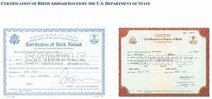 322 appendix b With authentication of documents for use abroad