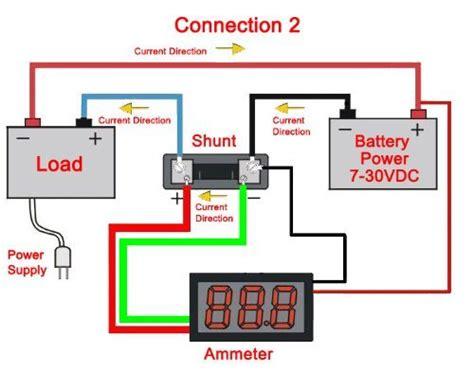 Beesclover Digital Amp Volt Ammeter