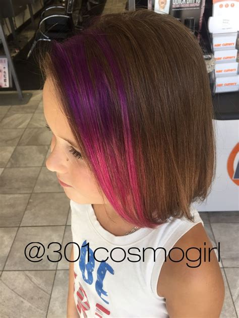 Best 25 Pink Peekaboo Hair Ideas On Pinterest Peekaboo