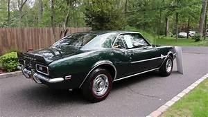 1968 Camaro Ss 396  375 L89 For Sale