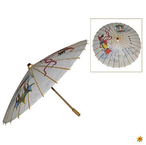 Großer Schirm by Gro 223 Er Chinesischer Schirm 216 100cm