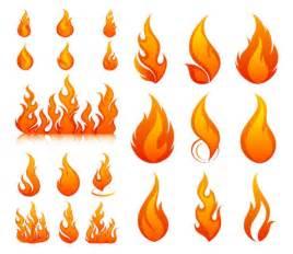 Flame Vector Art