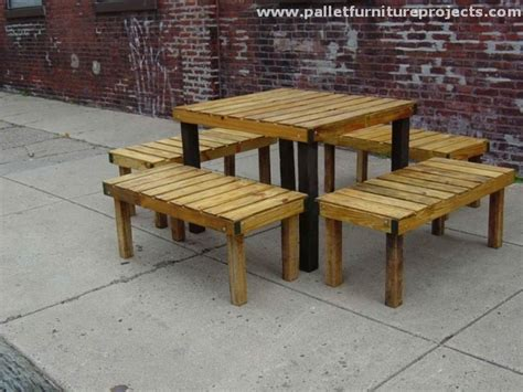 free pallet outdoor furniture plans lounge furniture made from pallets recycled things