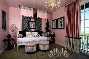Amazing black and pink bedroom ideas 1000 images about for Amazing of black and pink bedroom ideas