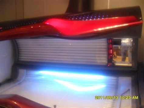 Ergoline Tanning Beds by Ergoline 600 Tanning Bed Electrik Avenue