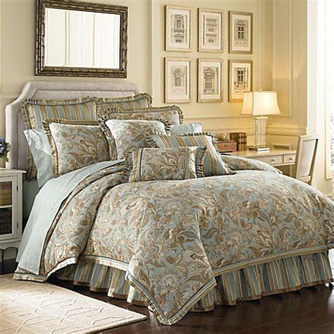 j new york comforter j new york barcelona comforter set in aqua bed
