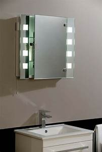 Badezimmer Beleuchtung Wand : badezimmer spiegelschrank mit beleuchtung sch ne ideen ~ Michelbontemps.com Haus und Dekorationen