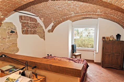 soffitto a volta mattoni recuperare e risanare un abitazione rifare casa