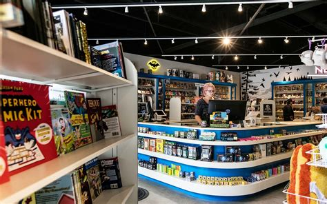 The Best Comic Book Stores In The Us  Travel + Leisure