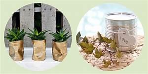 Bricolage Avec Objets De Récupération : diy r cup 39 recycler ses boites de conserves marie claire ~ Nature-et-papiers.com Idées de Décoration