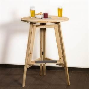 Barhocker Klappbar Holz : stehtisch fuer garten holz klappbar design ~ Michelbontemps.com Haus und Dekorationen