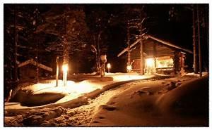 Hütte Mit Kamin : h tte in finnland foto bild jahreszeiten winter ~ Articles-book.com Haus und Dekorationen