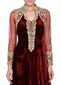 Robe Algérienne 2016 : caftan 2016 velours rouge bordeaux caftan haute couture kaftan moroccan caftan et robe ~ Maxctalentgroup.com Avis de Voitures