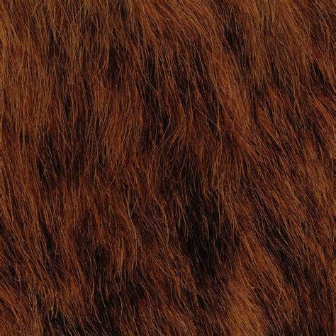 coarse brown fur    pixel image