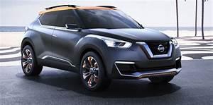 Nissan Juke Nouveau : en plus du juke et du qashqai voici un nouveau crossover nissan le kicks ~ Melissatoandfro.com Idées de Décoration