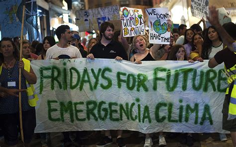"""The current way of things has systematically marginalized billions of people around the world. Fridays For Future Says """"No Thanks"""" to Prestigious UN ..."""