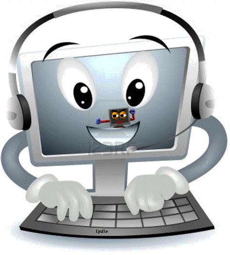 si鑒e ordinateur ordinateur animé