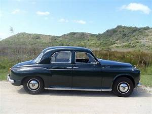 1960 Rover 100 P4 Saloon 6 Cylinder