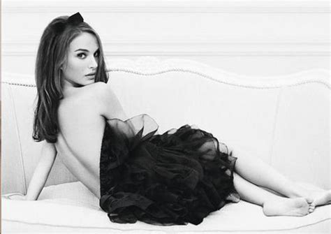 Natalie Portman Images Miss Dior Wallpaper And Background Photos (19781227