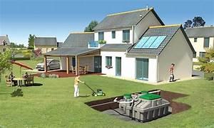 Assainissement Autonome Micro Station : l assainissement individuel d une maison isol e nord sud ~ Dailycaller-alerts.com Idées de Décoration