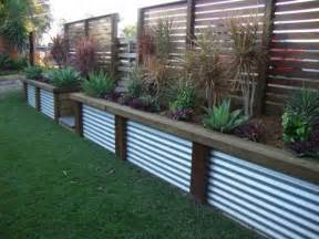Planter Box Melbourne by Fence Designs By Scenic Scapes Landscaping The Taller