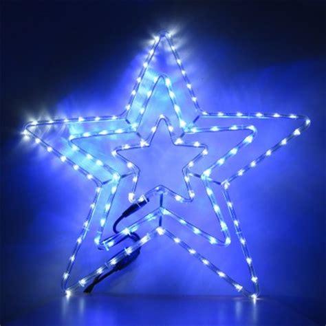 led star rope light christmas decoration