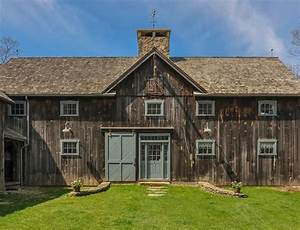 two old barns converted into one big house in connecticut With barn homes for sale in ct