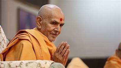 Swami Mahant Maharaj Baps Swaminarayan America North