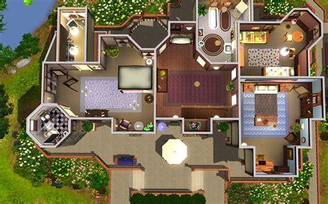 dream sims  house plans mansion photo home plans