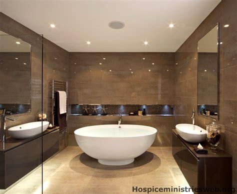 ideen fuer badezimmer braun beige wohn ideen home