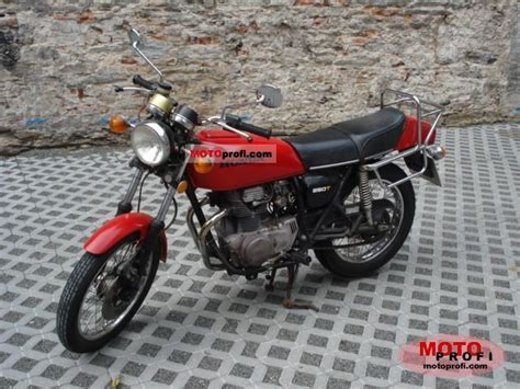 Honda Cj 250 T 1978 Specs And Photos