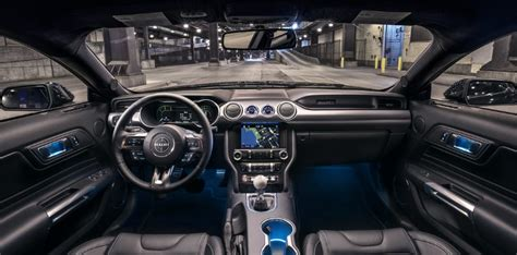 ford mustang wagon colors release date interior